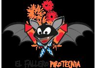 El Fallero Pirotecnia Logo